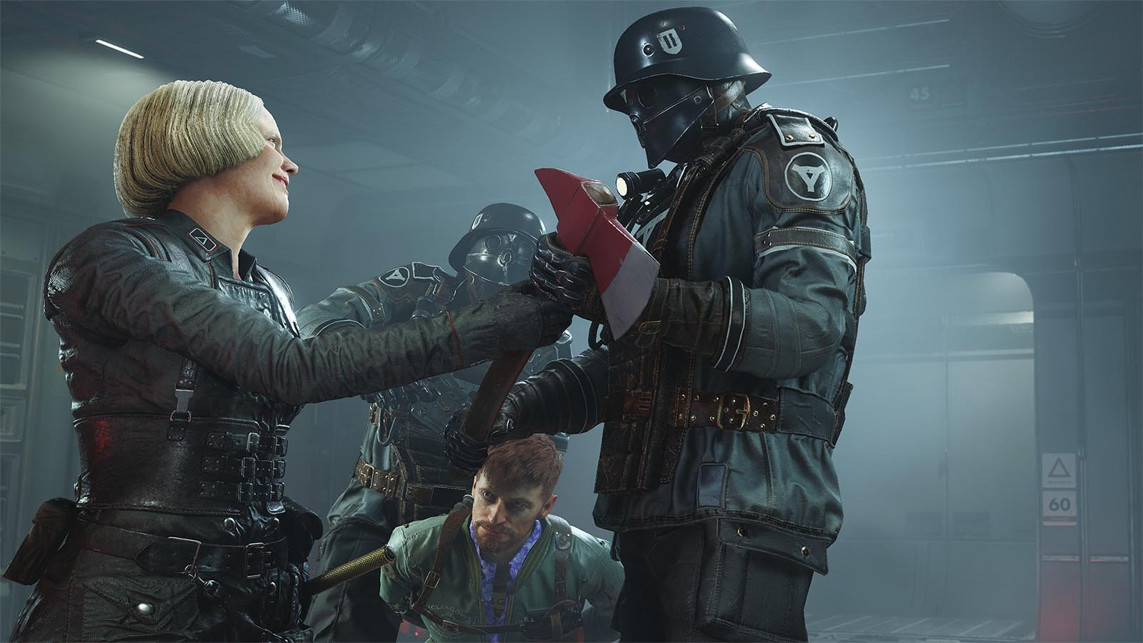 Wolfenstein II The New Colossus Frau Engel