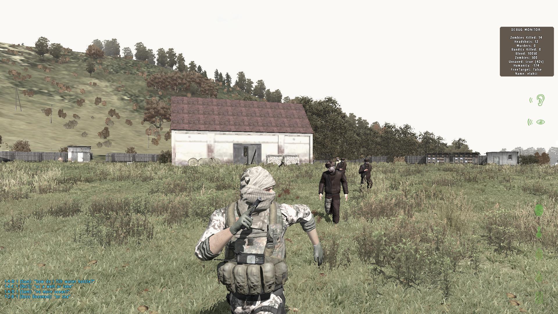Survival games cz pro warez