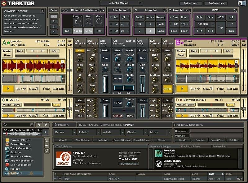 traktor dj studio 3 for pc download