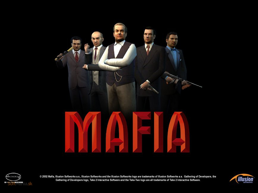 Výsledek obrázku pro mafia 1