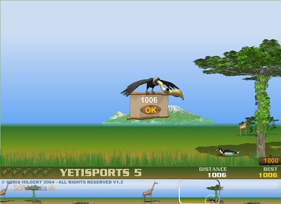 Yeti Sports Flamingo 97