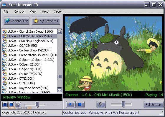 free internet tv 8.0.0.0