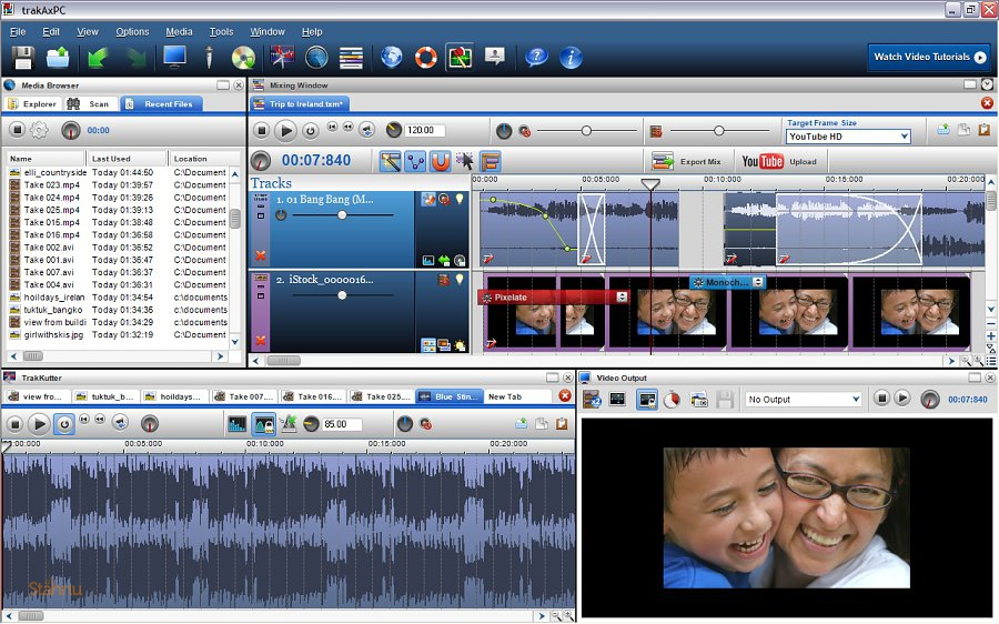 Multitrackstudio lite 6.2