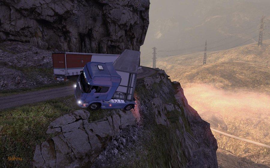 truck simulator ke stažení zdarma