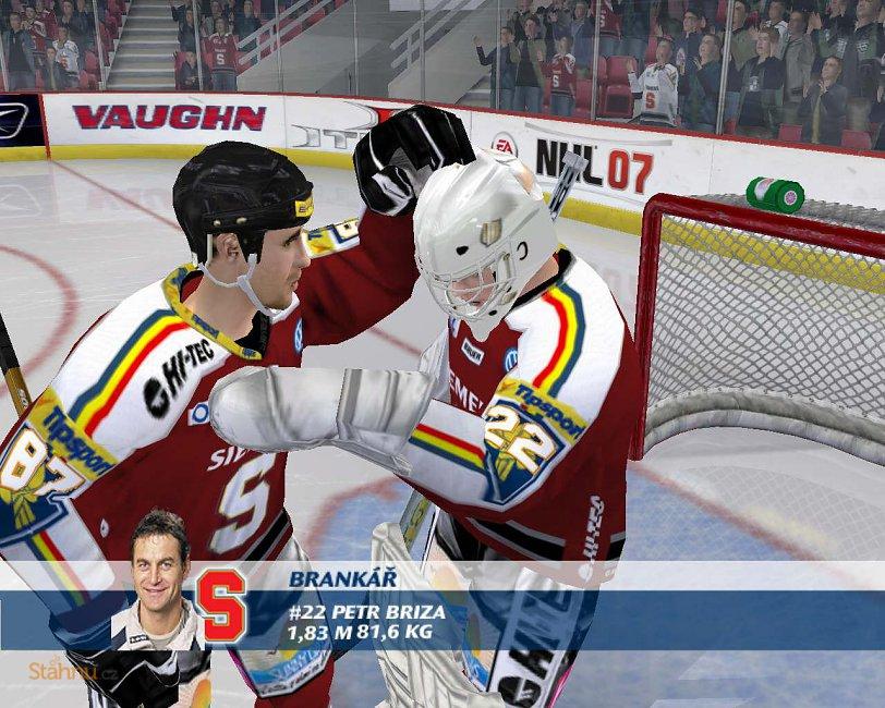 NHL 2007 ke sta�en� zdarma - download