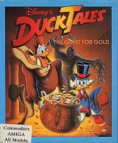 Duck Tales: The Quest for Gold