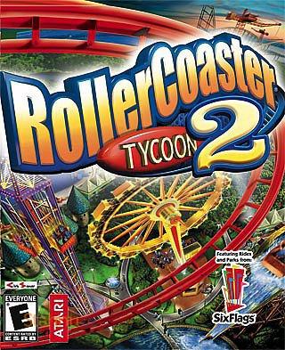 roller coaster tycoon ke stažení zdarma