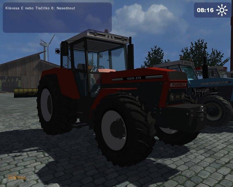 traktor simulator ke stažení zdarma