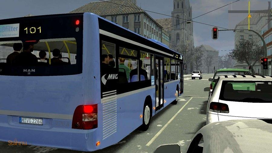 Bus Simulator 2009 Demo Free Download