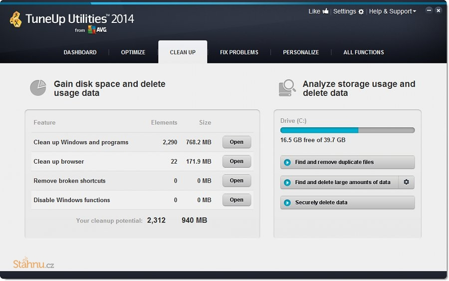 tuneup utilities 2014 free download with product key