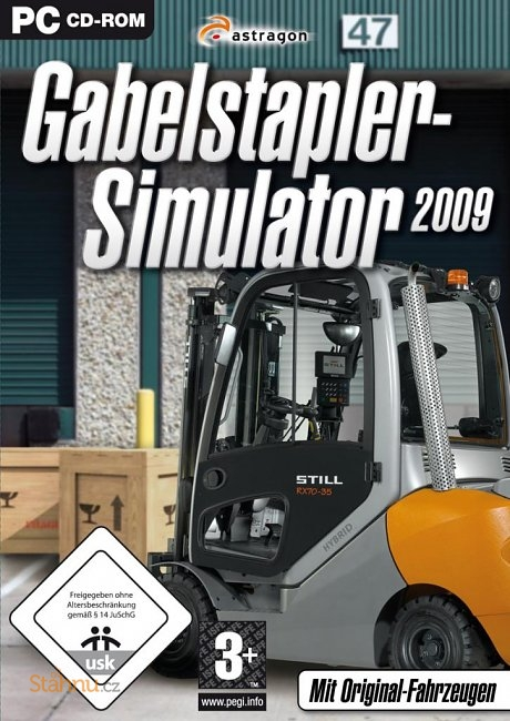 gabelstapler simulator 2009 demo