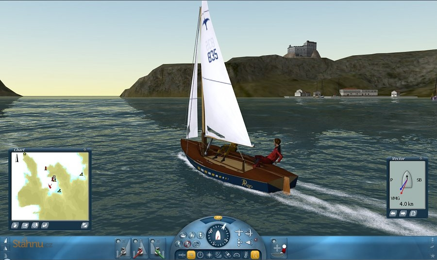 Sailing simulator free download