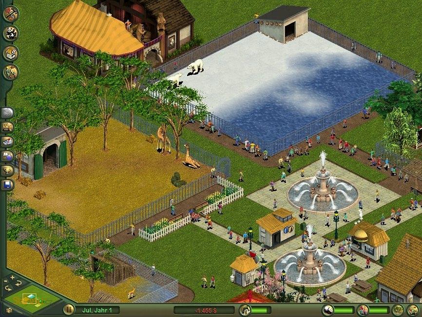 zoo tycoon ke stažení zdarma