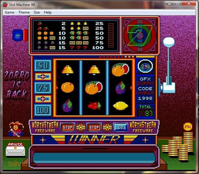 Numeri slot machine