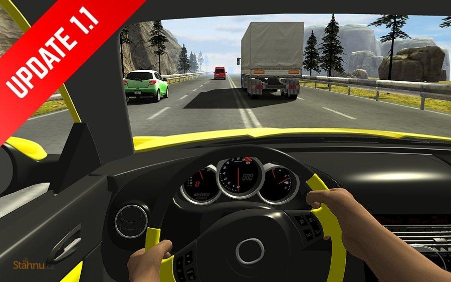 скачать на андроид racing in car