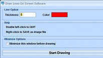 Draw Lines On Screen Software