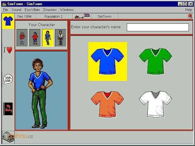 Online seznamky sims