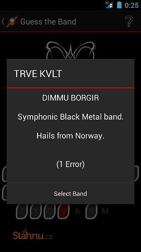 Metalcore seznamka
