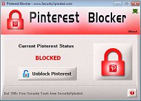 Pinterest Blocker