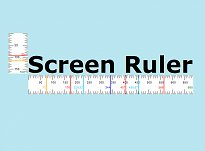 Bluegrams Screen Ruler