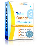 Total Outlook Converter Pro